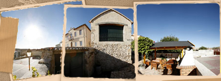 Casa rural en castrillo de duero casas rurales turismo - Spa urbano valladolid ...